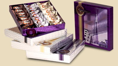 Sweet Chocolates - simply delicious arabian delights